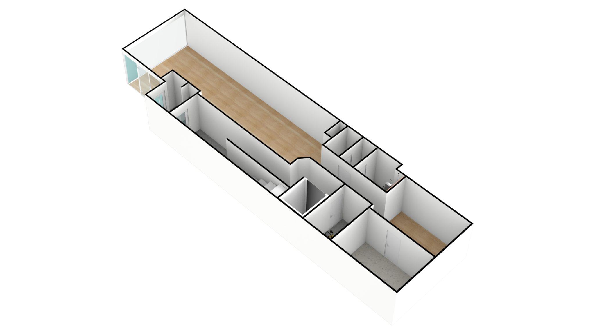 Kapelstraat glv 3D SE