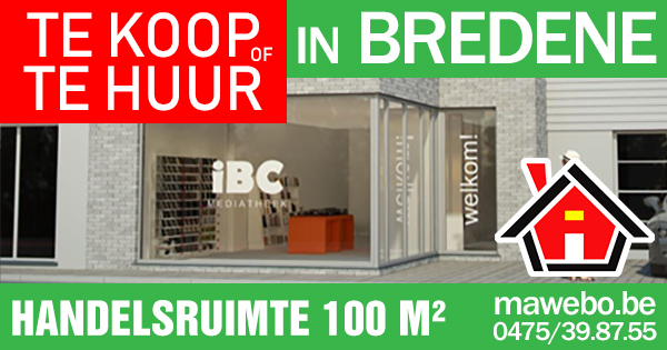 Te Koop of The Huur Bredene